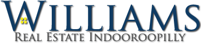 Williams Real Estate Indooroopilly - logo